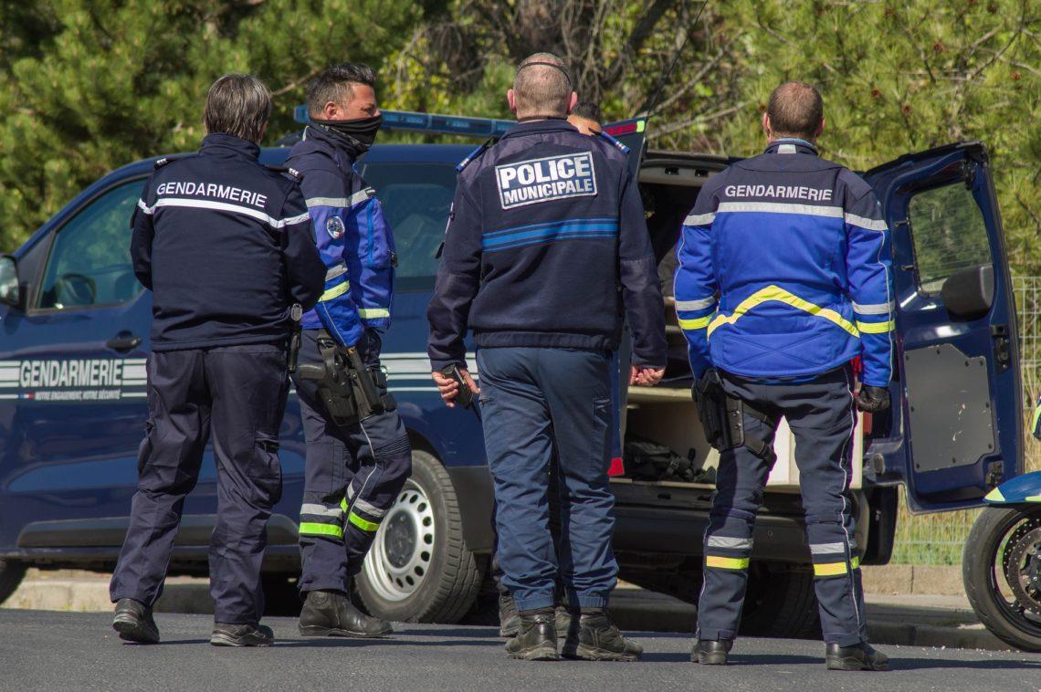 gendarmerie-police