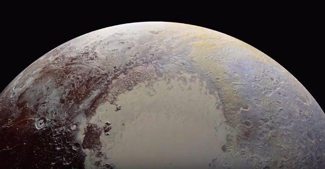 Des clichés HD de Pluton