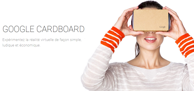 La Cardboard de Google