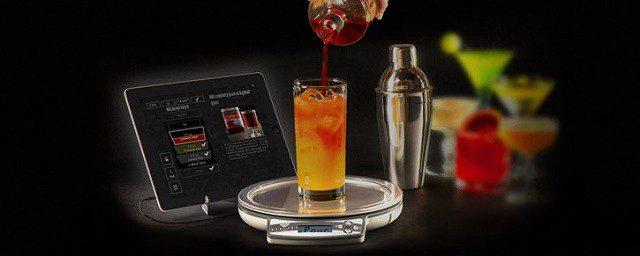 Le kit cocktails connecté