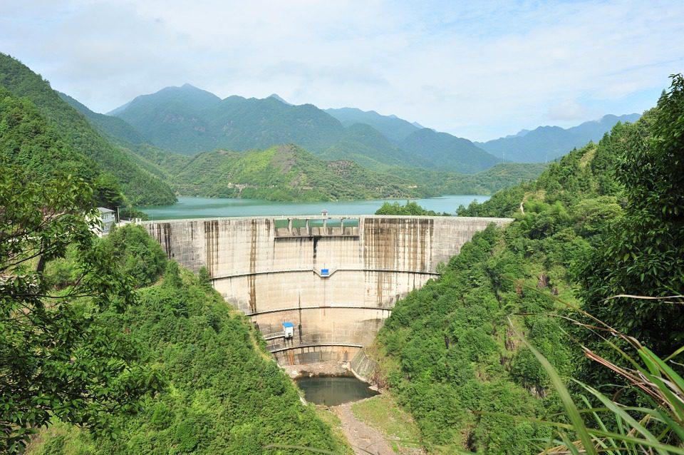 Photo d'illustration d'un barrage