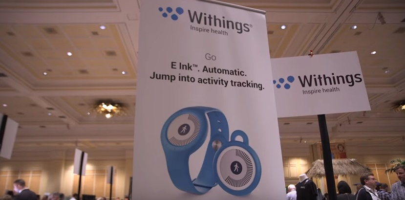 La Withings Go