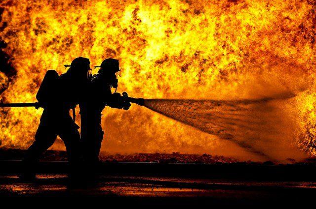 Photo d'illustration des pompiers