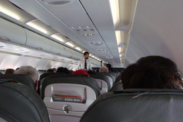 Photo d'illustration d'un avion
