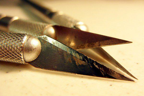 Un scalpel
