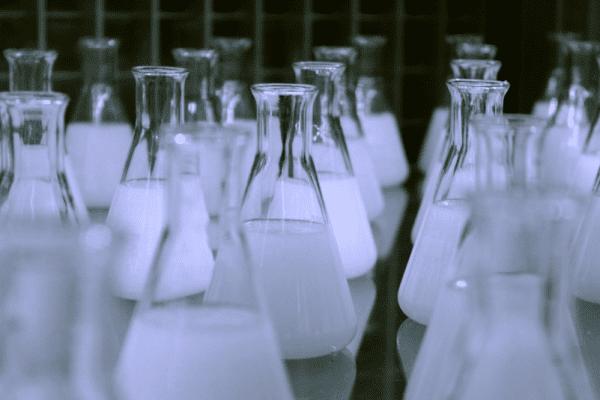 Des tests en laboratoire