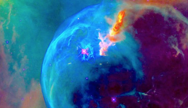 Hubble 26 ans Nébuleuse