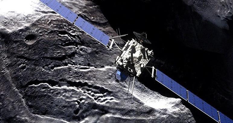 La sonde Rosetta