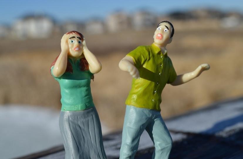 L'angoisse de la crise économique