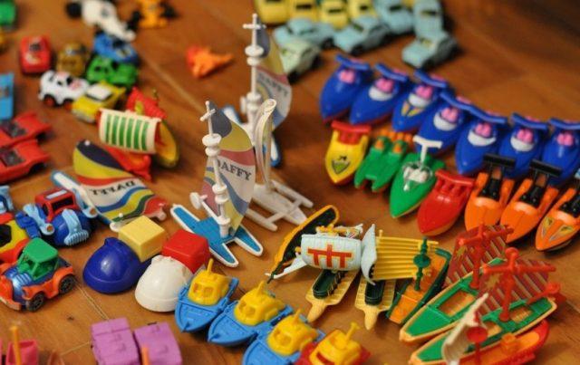 Des jouets pour enfants