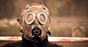 Le masque à gaz