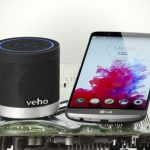 Enceinte Bluetooth Veho 360°