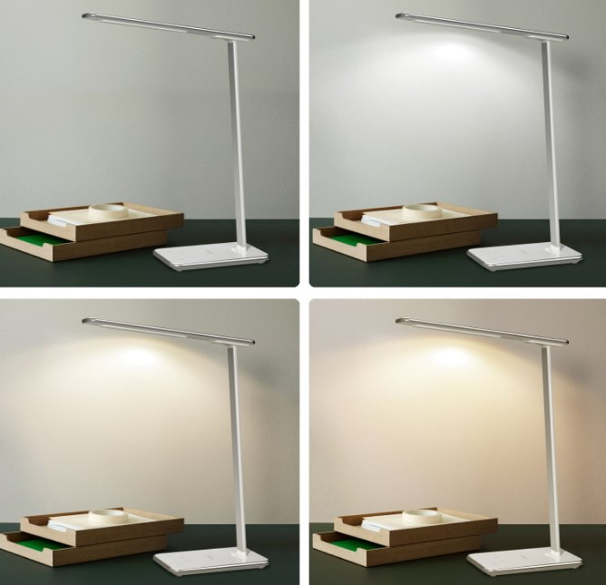 Une lampe LED