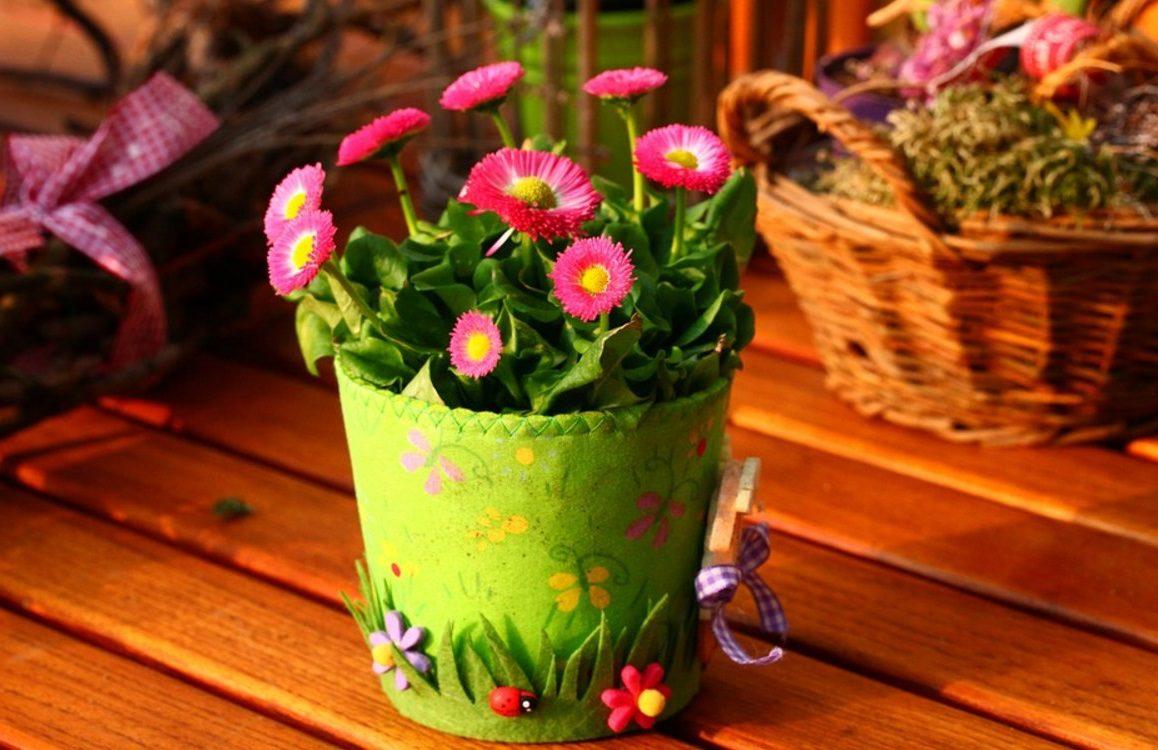 Décoration pour le printemps
