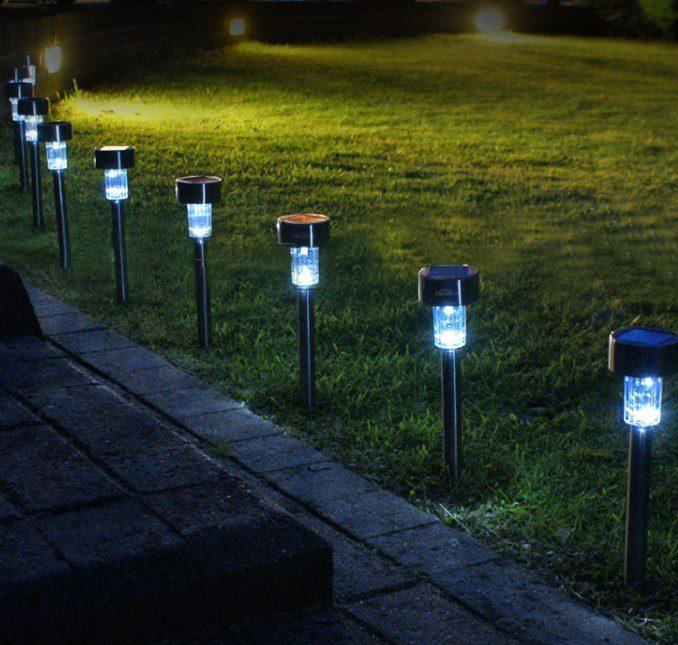 Des lampes LED