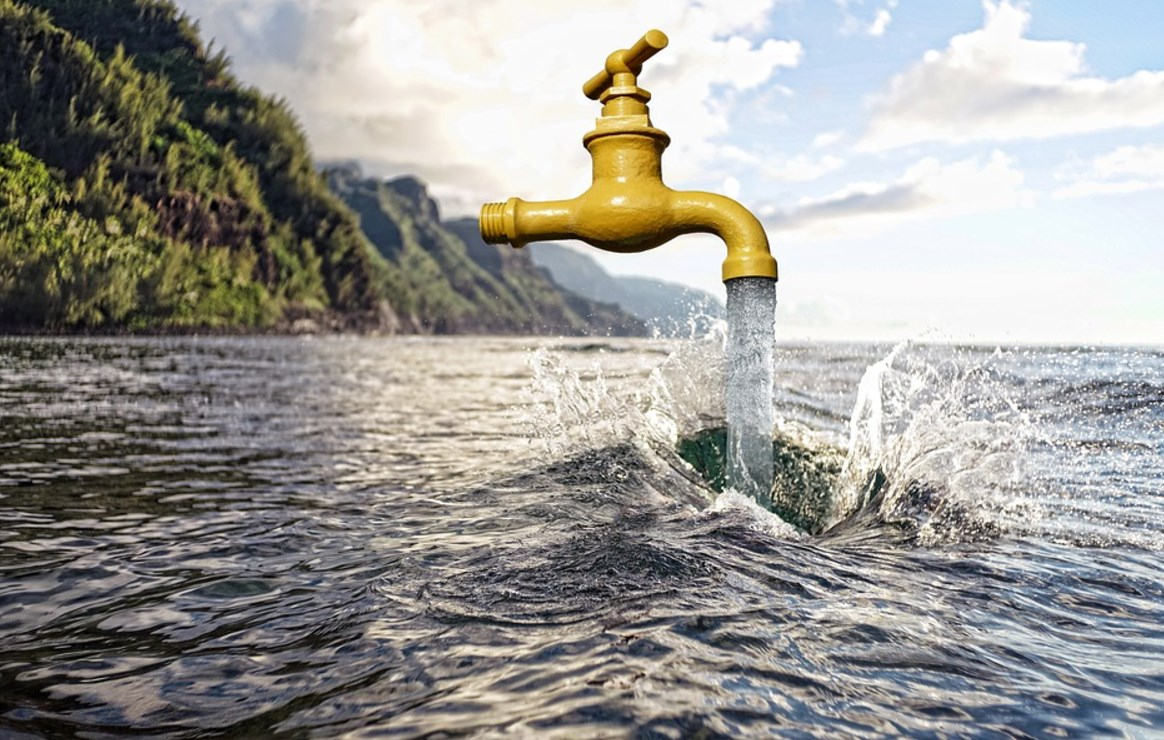2,1 milliards de personnes n'ont pas accès à l'eau potable à domicile
