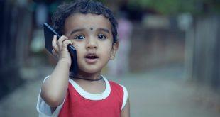 Un mobile pour les enfants serait comparable à un gramme de cocaïne