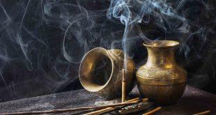 Les bâtons d'encens et les bougies parfumées : la modération s'impose !