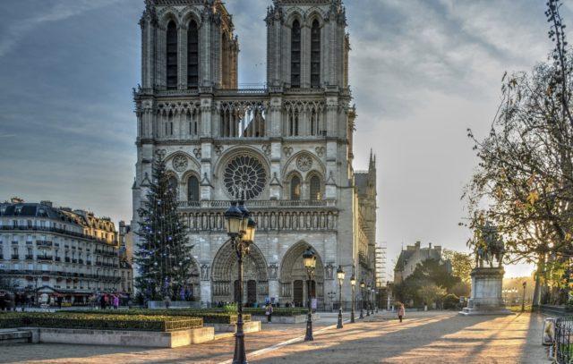 Notre Dame de Paris avant le drame