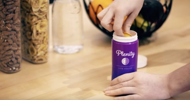 Plenity, une pilule pour maigrir