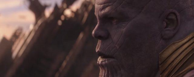Thanos dans Avengers