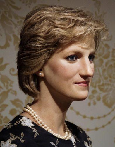 La princesse Lady Di