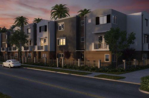 Une société immobilière