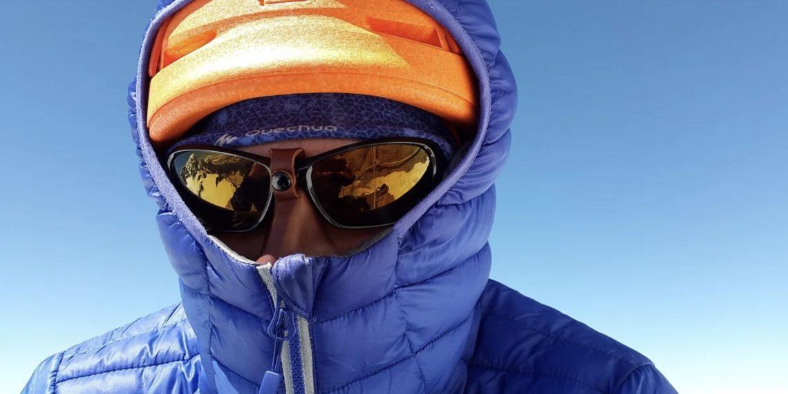 Doudoune pour l'hiver